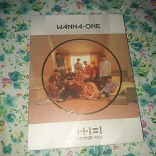 Album wanna one Unsealed
