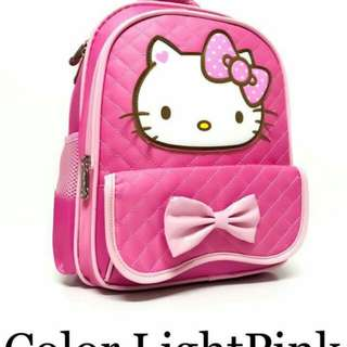 Hello kitty bagpack 14 inches