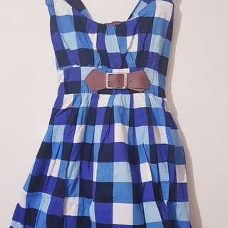 Dress na pang-casual