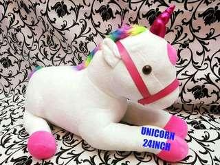 Unicorn stuff toy