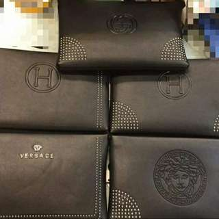 VERSACE / HERMES  Clutch Bag