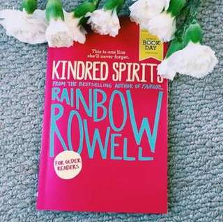 Kindered Spirit - Rainbow Rowell