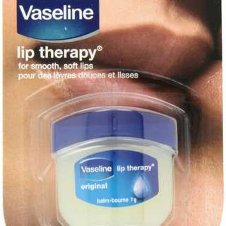 Vaseline Lips Theraphy