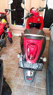 scoopy 2013
