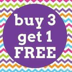 Buy 3 get 1 ebook