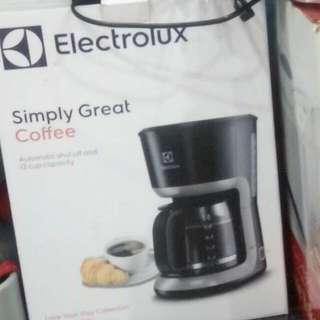 Coffe Maker Electrolux