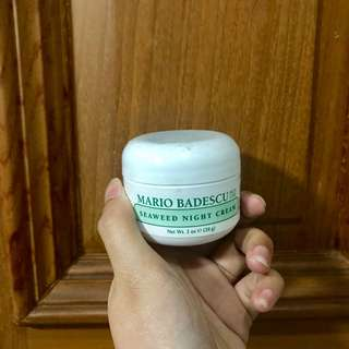 Mario Badescu Seaweed Night Cream 95%