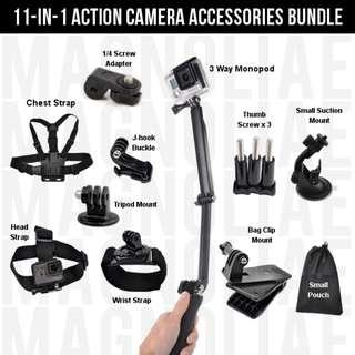 GoPro Bundle Accessories