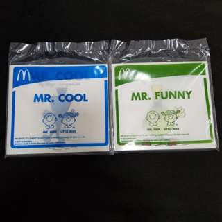 McDonald's Mr Men Little Miss