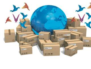 International Import and Export Courier service !