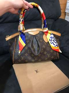 authentic louisvuitton tivoli