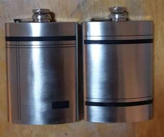 各款酒壺連禮盒 hip flask set