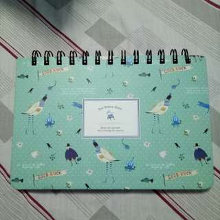 The Willow Story Daily Planner and Free Note