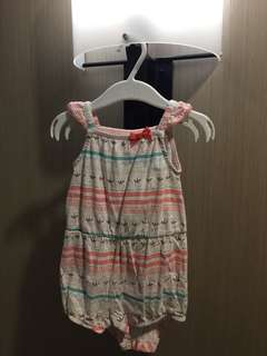 H&M Playsuit for 6-9 months