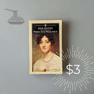 Pride & Prejudice by Jane Austen Lah