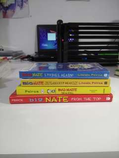 Big Nate Series