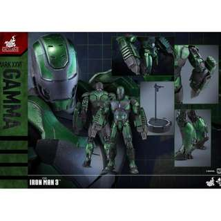 MISB Hot Toys MMS 332 GAMMA House party protocol