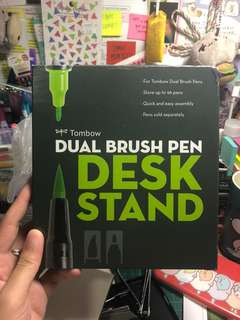 TomBow Dual Brush pen stand