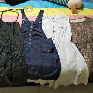 Bundle dress
