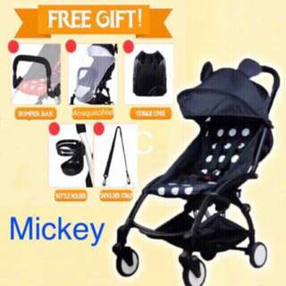 Stroller Compact Cabin Size 5.8kg