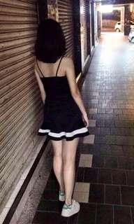 Something Borrowed 魚尾短裙