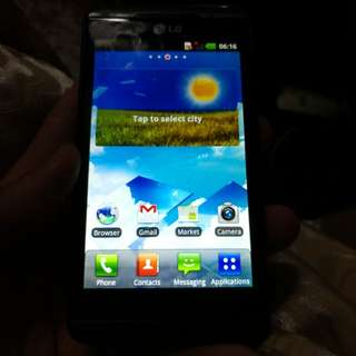 Lg p920  Optimis 3 D  p920 ( read & see my carousell information othet Mobile)