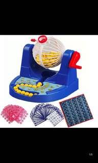 Brand new bingo set