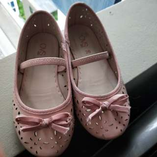 Super comfy Pink Ballerina Children shoes bought in Milan