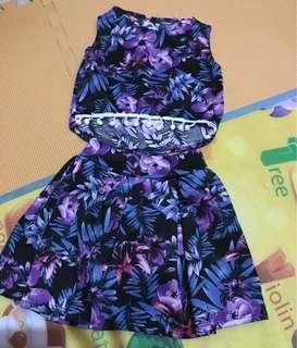 MTO Dress 12-24mos