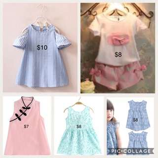 baby dress 2-3 years old