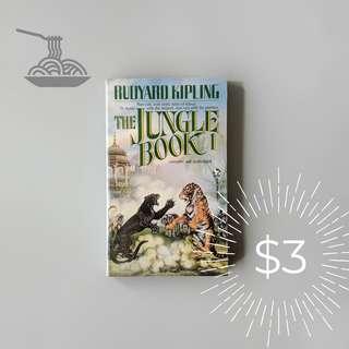 The Jungle Book by Rudyard Kipling lah