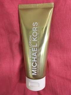 Michael Kors Ultimate Body Lotion