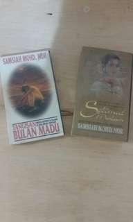 Koleksi Novel Samsiah Mohd Nor