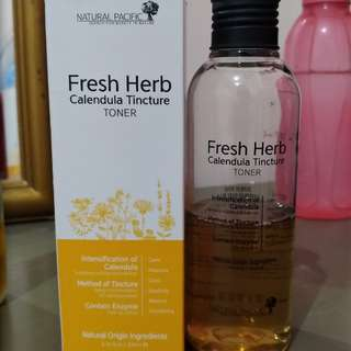 Natural pacific calendula [Share 100ml di botol asli]