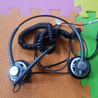 Headset Plantronics
