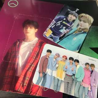 wtt monsta x the connect dejavu