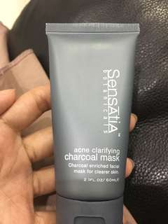 Sensatia Botanicals Acne Clarifying Charcoal Mask