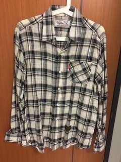 UNDERAIR Checkered Shirt