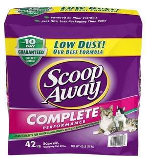 Scoop Away 超凝結貓砂 19公斤 #506958