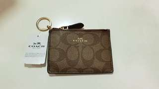 Brand new Coach coin/card purse