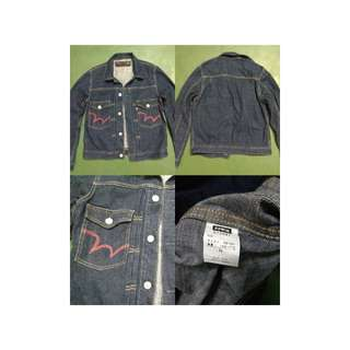 Original Edwin type II denim jacket