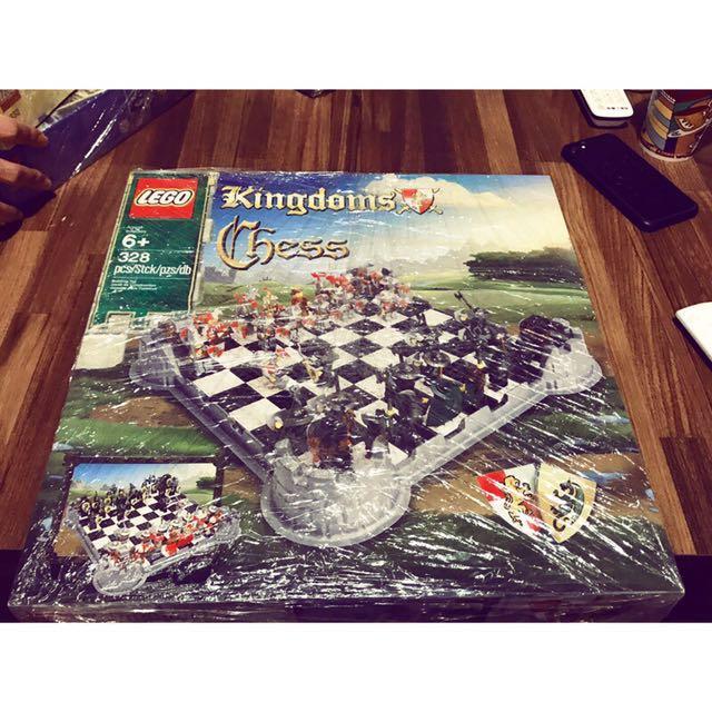 樂高西洋棋