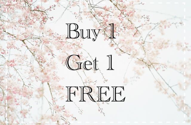 🌷 Buy 1, Get 1 $5 Item for Free 🌷