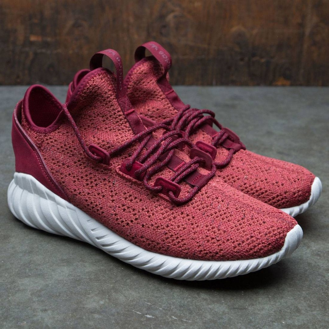0159b6f9 Adidas Originals Tubular Doom Sock - Mystery Red - UK11 (BY3560), Men's  Fashion, Footwear, Sneakers on Carousell