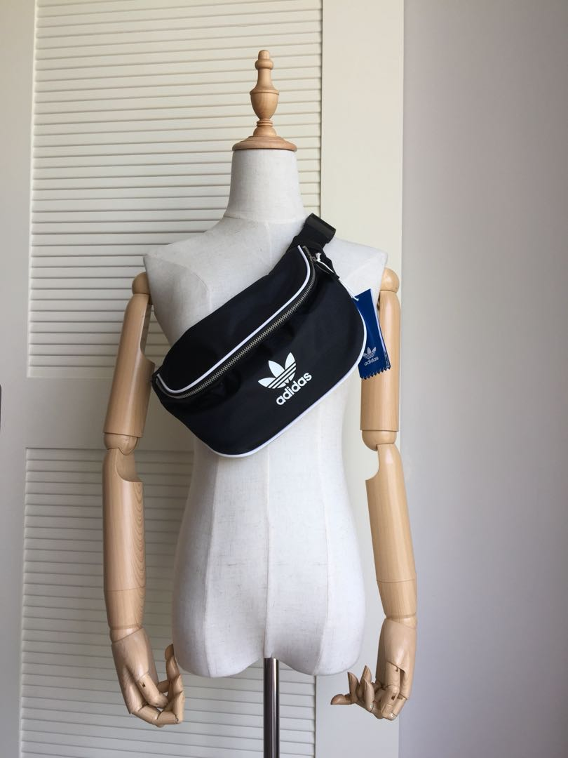 Adidas Originals Waist Bag Women S Fashion Bags Wallets On Carousell