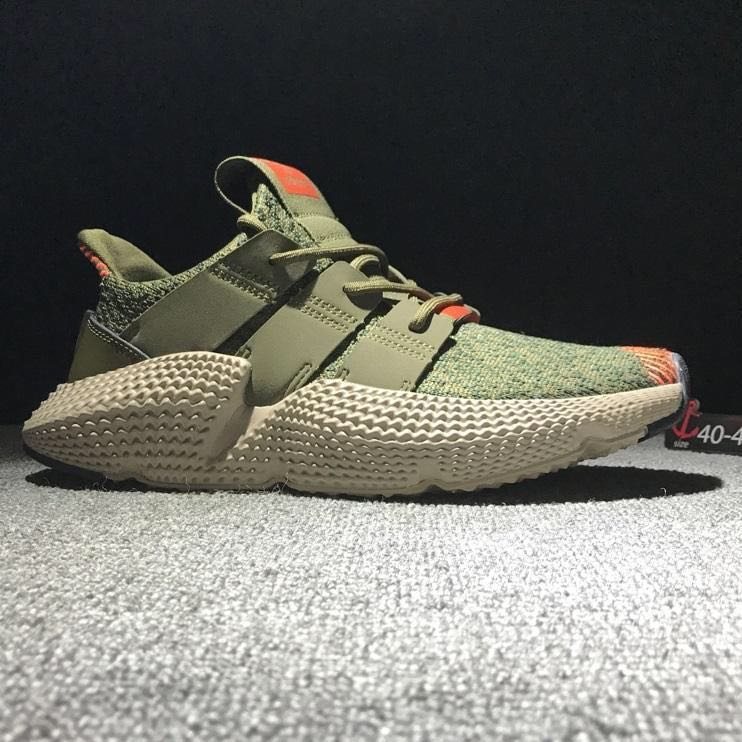 Adidas Prophere Climacool EQT 'Dark Green / Brown / Orange ...