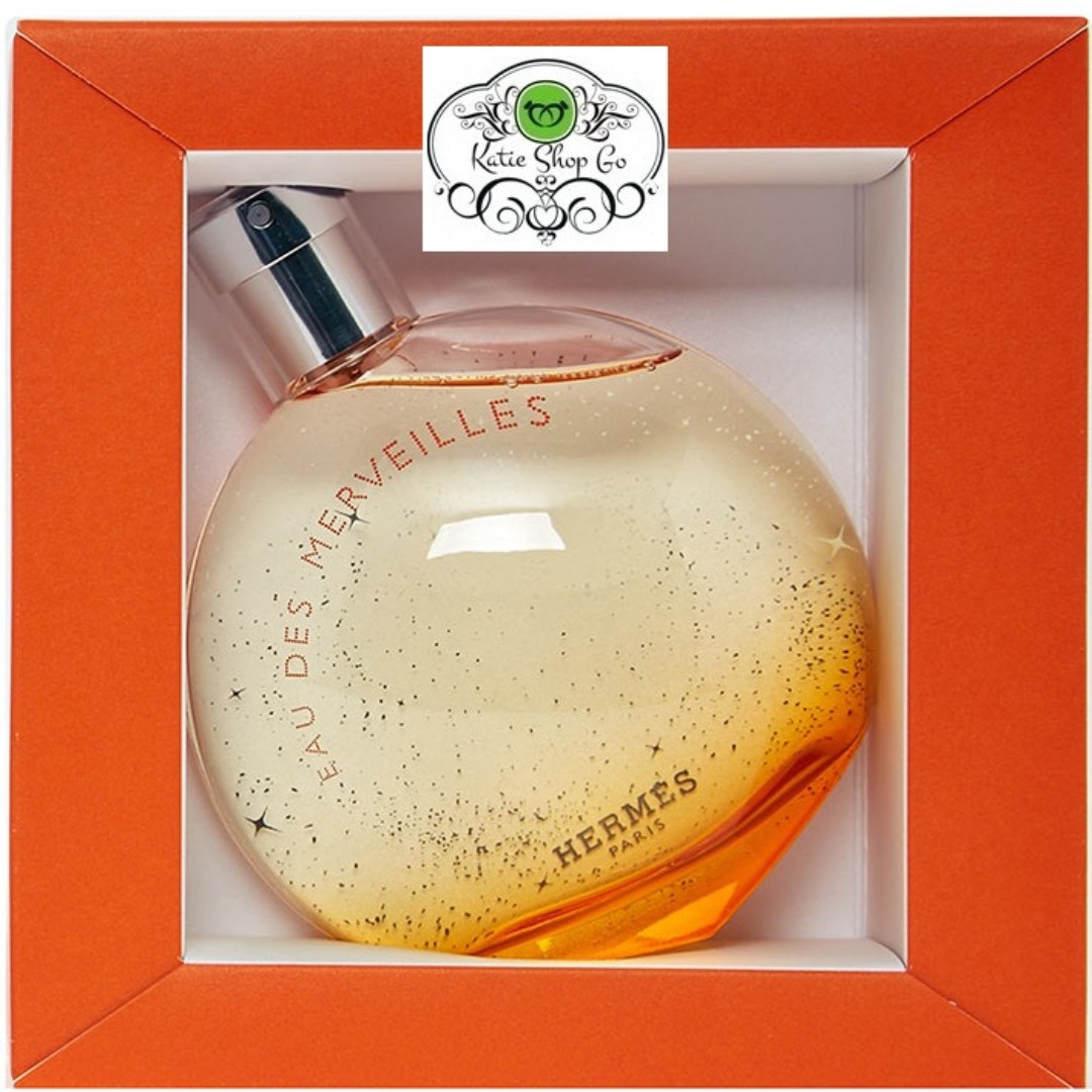 Authentic Perfume Eau Des Merveilles Hermes Health Woman Edt 100 Ml Beauty Perfumes Nail Care Others On Carousell