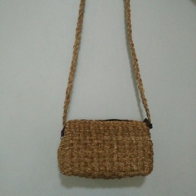 Sale! Bali inspired sling bag