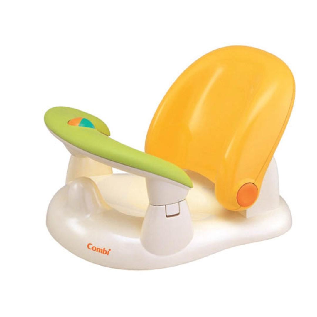 Blove 日本 Combi 嬰兒浴盆 BB沖涼盆 沐浴盆 洗澡盆 學坐椅 洗澡椅 沖涼椅 嬰兒沐浴椅 嬰兒浴椅 #CB11C