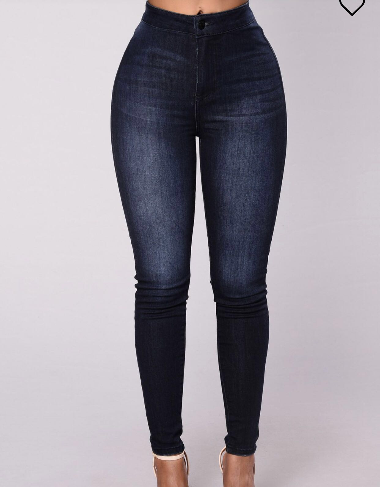 BNWT FASHION NOV DARK DENIM